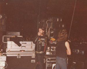 Lemmy Holstenhalle NMS 1981