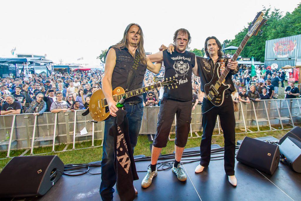 Motörizer, 20.06.2017, Kiel, Radio BOB! Rockcamp