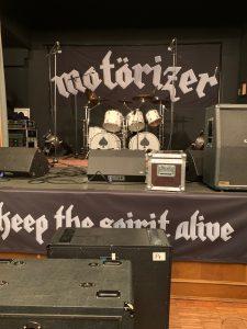 Motörizer - No Sleep 2019